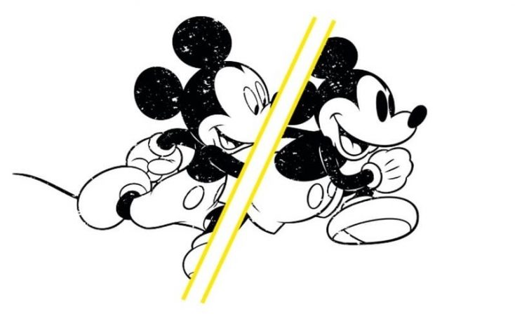 Happy birthday, Mickey!