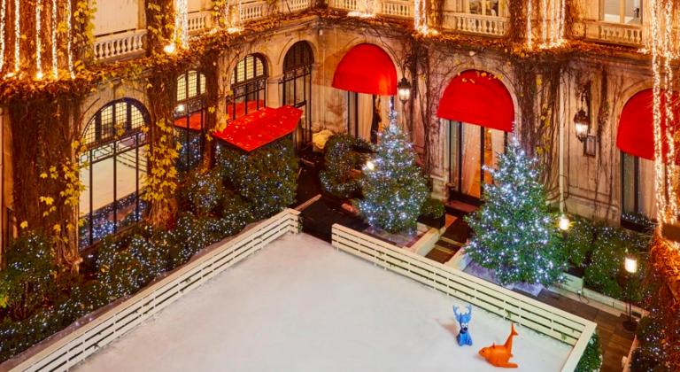 3 patinoires pour vivre Noël avant l'heure
