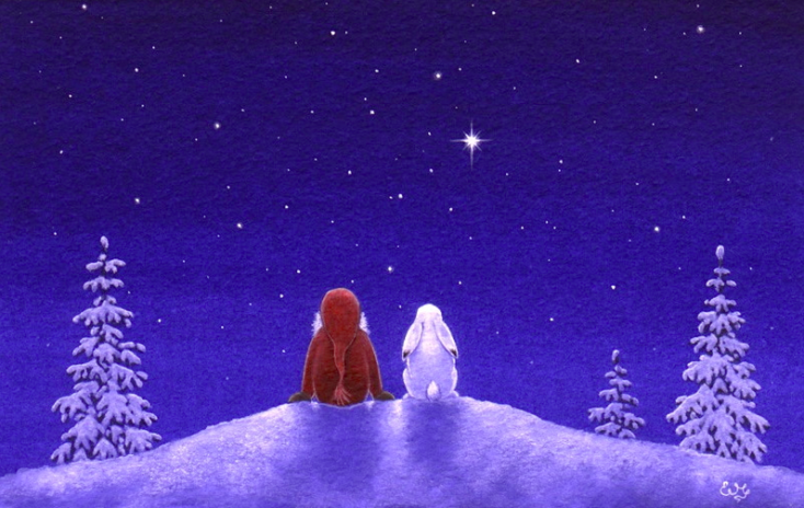 5 contes à écouter en attendant le père Noël