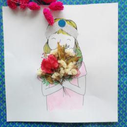Atelier Affiche Fleurie