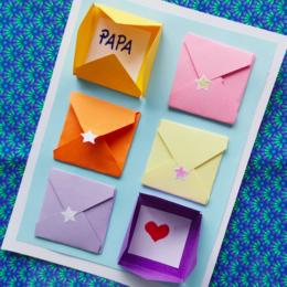 Ateliers Enfants : Les Cartes de Voeux