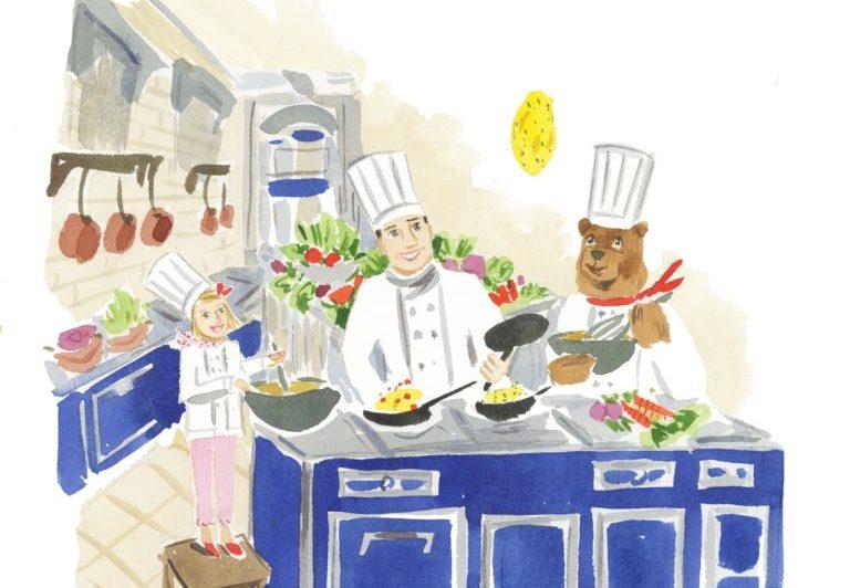 Des cours de cuisine d'exception au Ritz