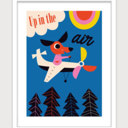 Ingela Arrhenius - Up in the Air