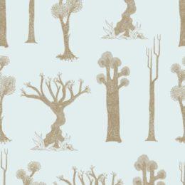 Papier-peint Forêt