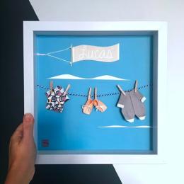 Les Tableaux Origami