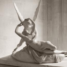 Amour et Psyché à travers les arts