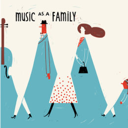 Catarina Sobral - Music As a Family