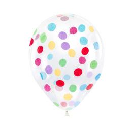 Les Ballons Confettis
